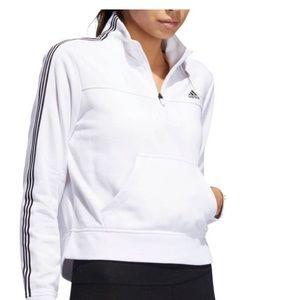 Adidas Half Zip Sweatshirt